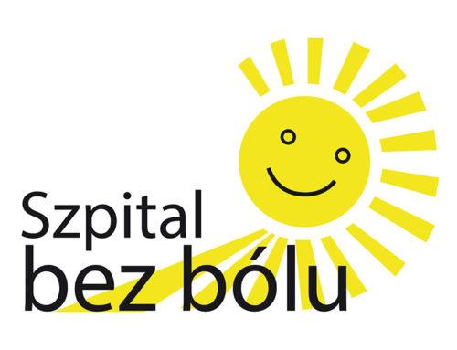 """Sport-Klinika otrzymała certyfikat """"Szpital BezBólu"""""""
