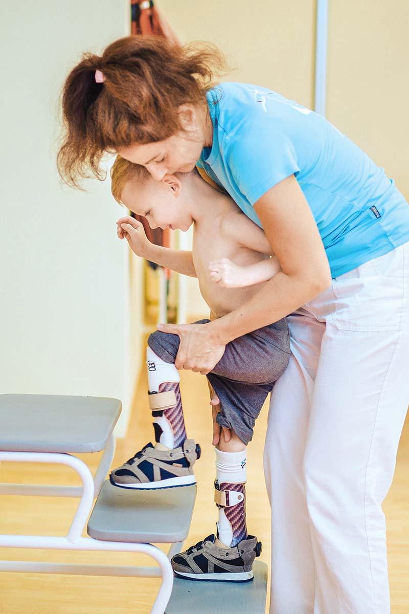 rehabilitacja dzieci i młodzieży