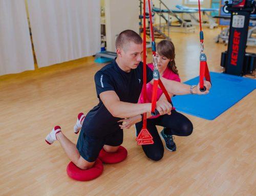 Ruszyła rehabilitacja wSport-Klinice