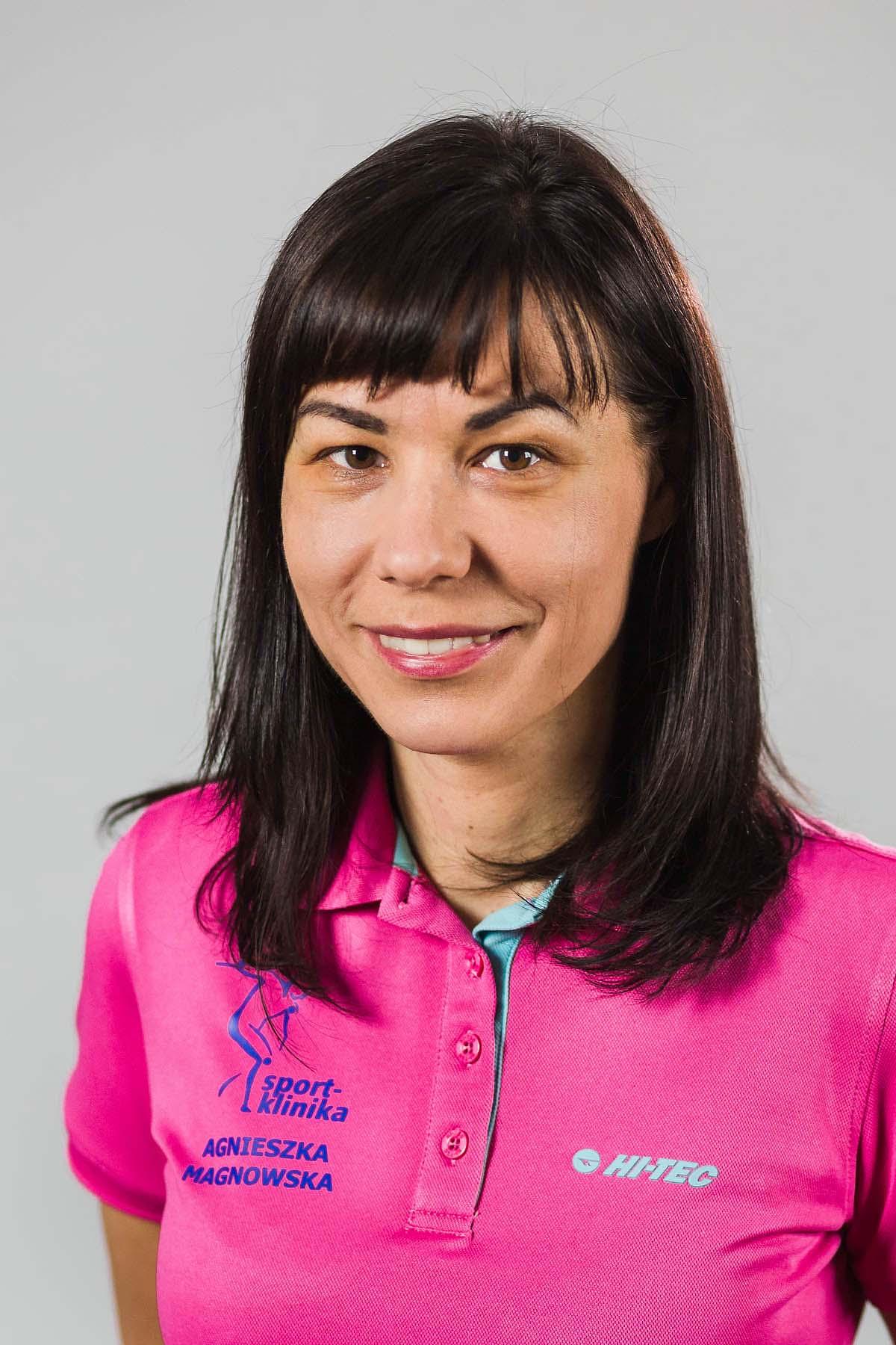 mgr Agnieszka Magnowska