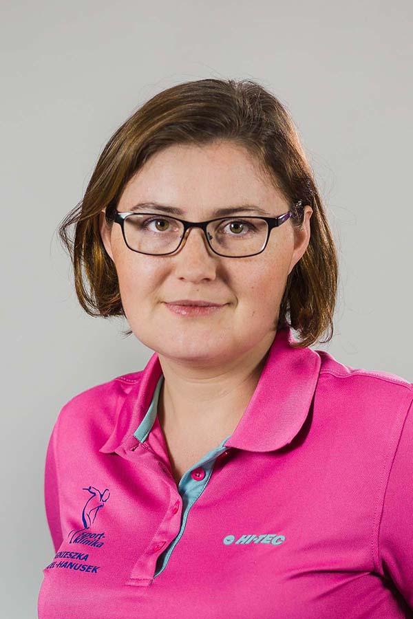 mgr Agnieszka Wandel-Hanusek