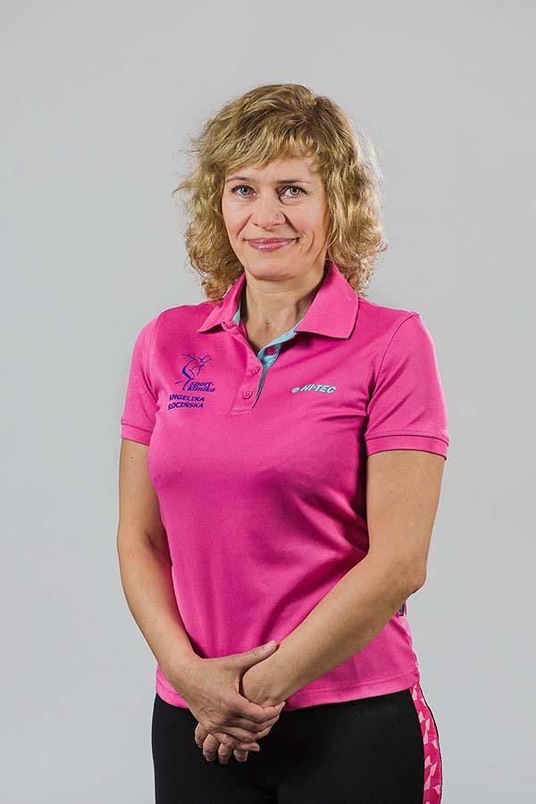 mgr Angelika Słocińska