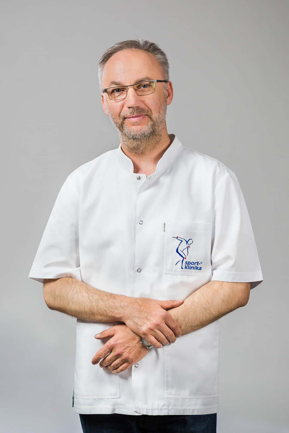 dr. n. med. Grzegorz Kiwic