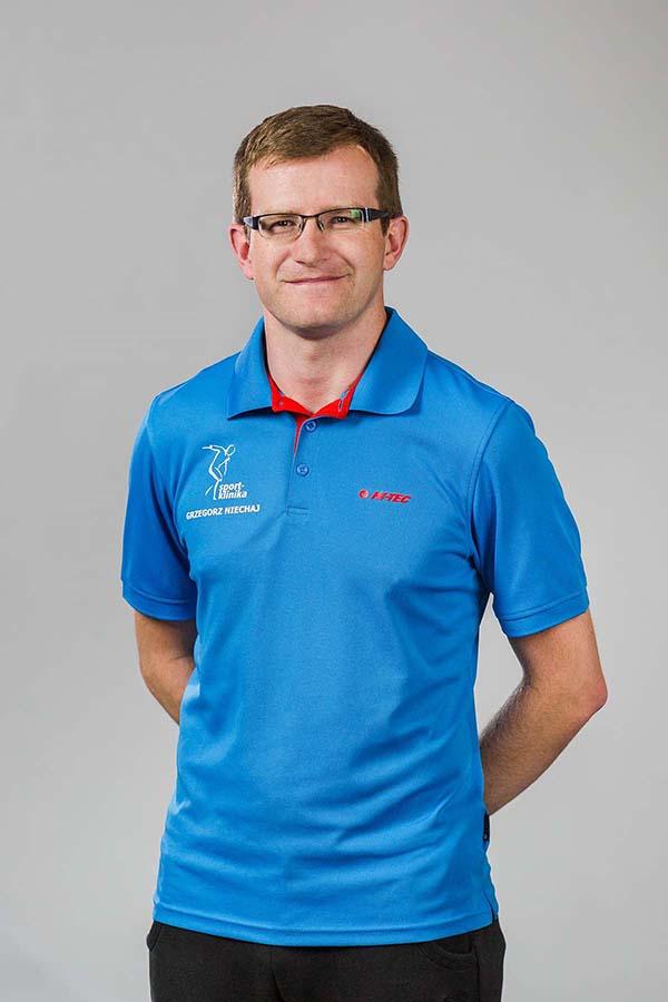 mgr Grzegorz Niechaj