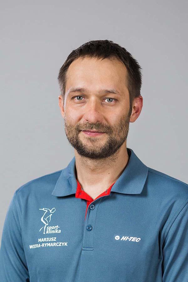 mgr Mariusz Wiera-Rymarczyk