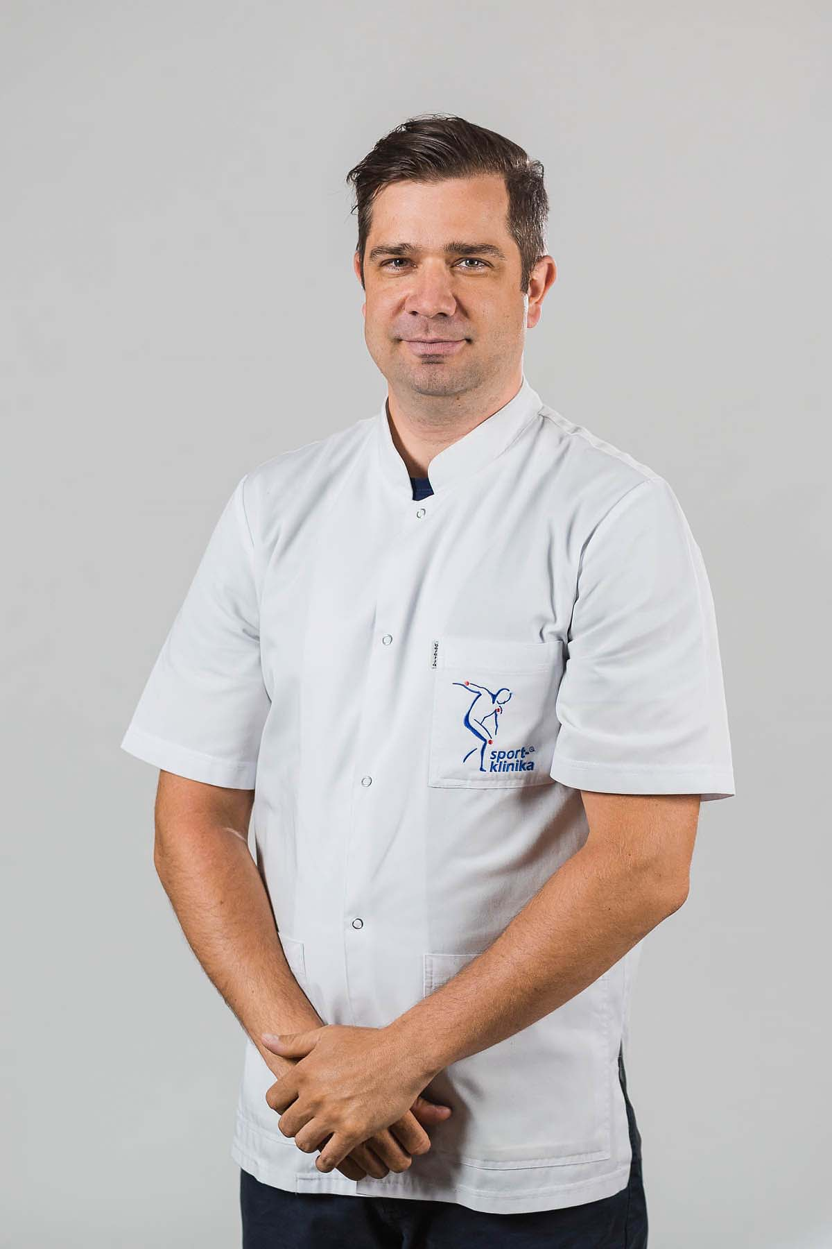 Lek. med. Michał Igielski