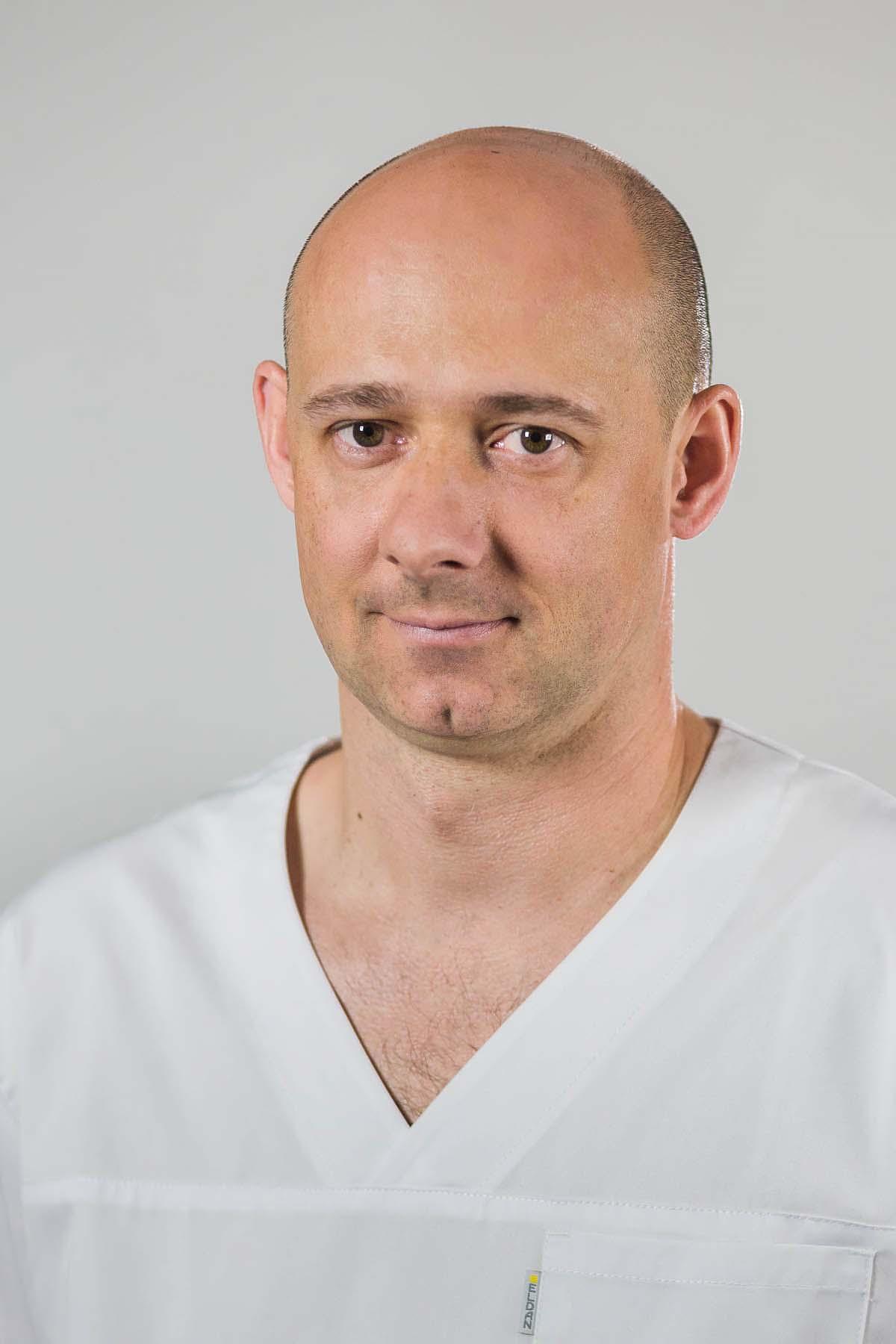 lek. Michał Seemann