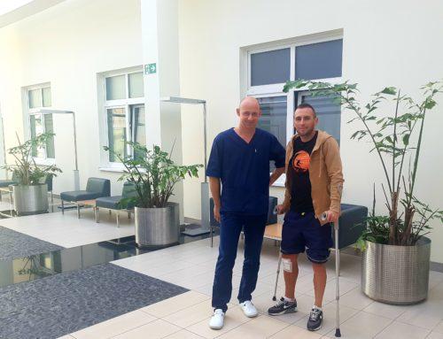 Tomasz Wróbel – polski piłkarz wSport-Klinice