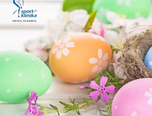 Radosnych, Spokojnych Świąt Wielkanocnych!