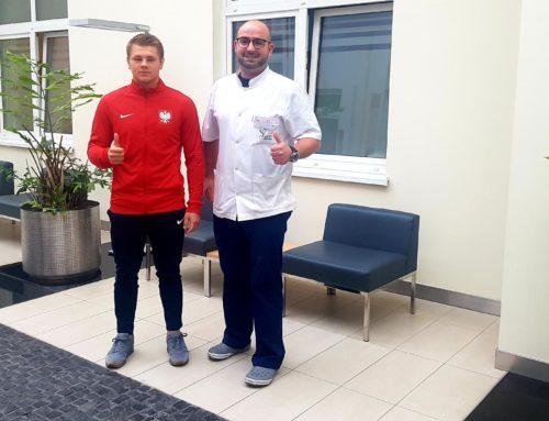 Srebrny medalista Pucharu Europy wJudo wSport- Klinice