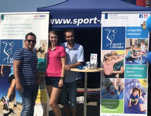 Sport-Klinika partnerem VIII Tyskiego półmaratonu