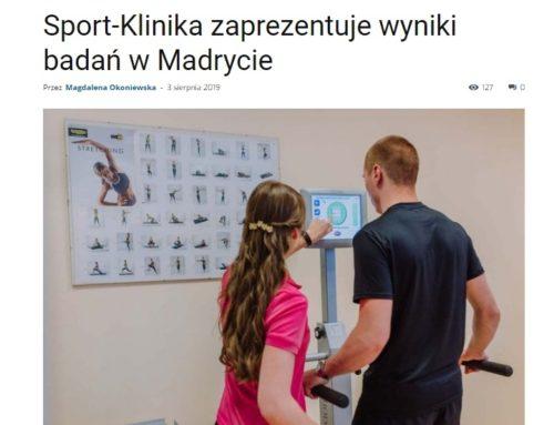 Portal Medycyna Prywatna.pl oSport-Klinice