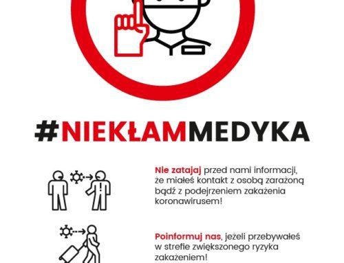 #NieKłamMedyka