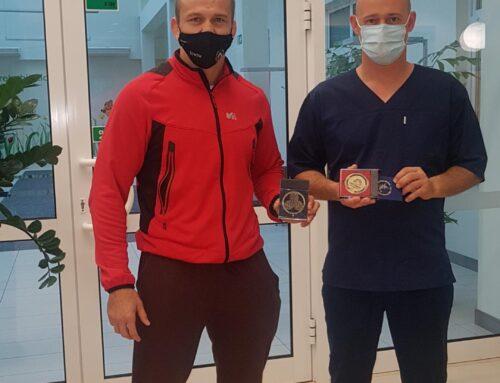 Radosław Marcinkiewicz wybitny polski zapaśnik wSport-Klinice
