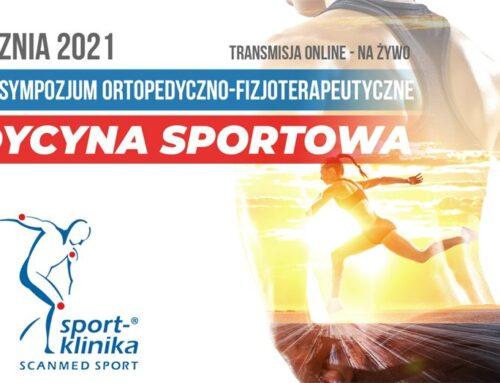 IV Śląskie Sympozjum Ortopedyczno-Fizjoterapeutyczne Medycyna Sportowa 23.01.2021